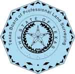 logo- Texas Board of Professional Land Surveying